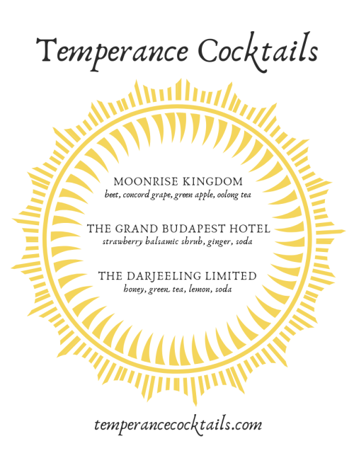 Temperance Cocktails(1)
